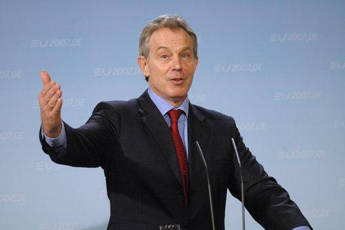 UK Tony Blair