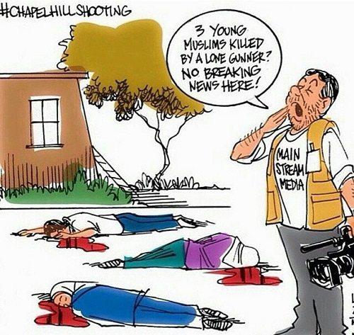 Muslim student shooting