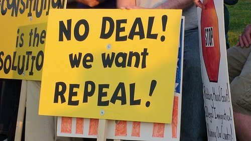 No Obamacare