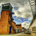 Prison-yard
