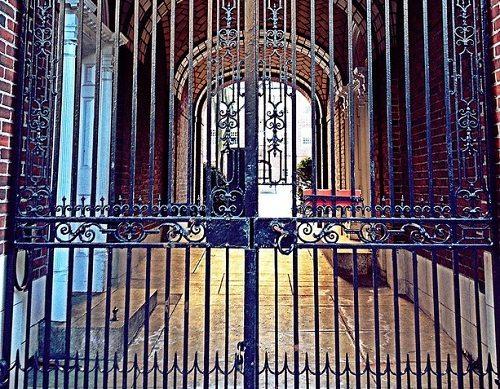 Harvard-gates