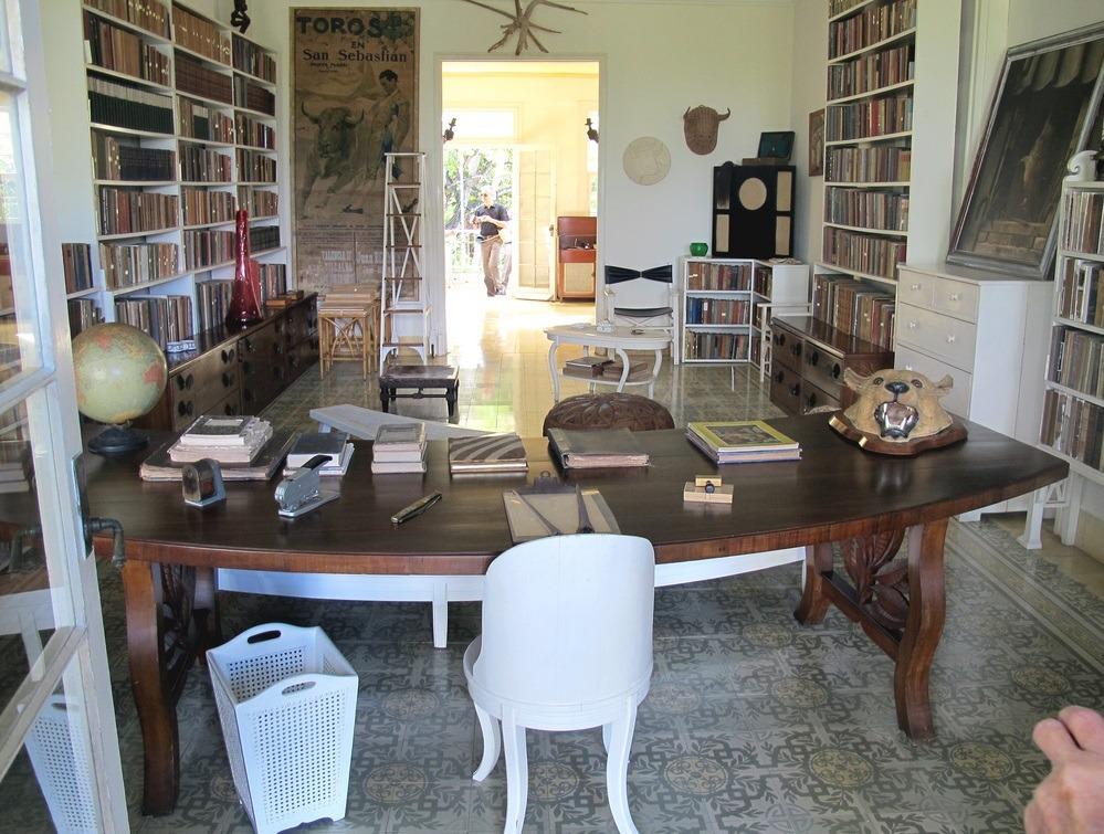 Hemingways-house