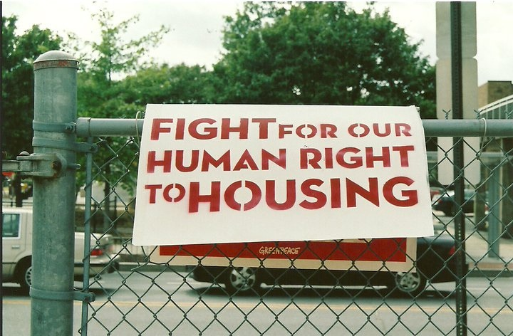 Fight for our Human Right