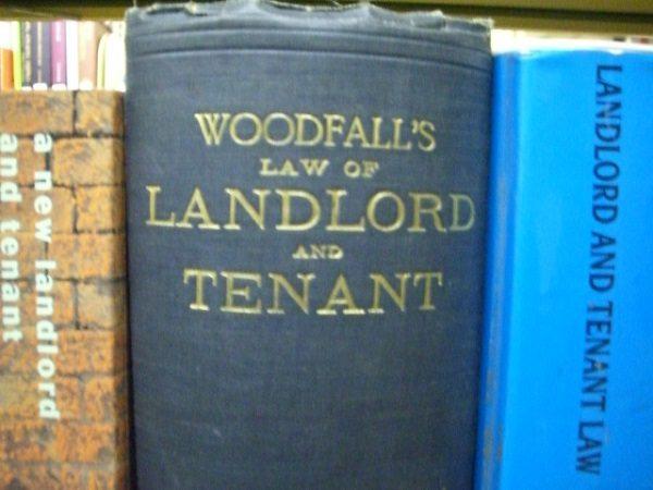 Law-of-Landlord-Tenant