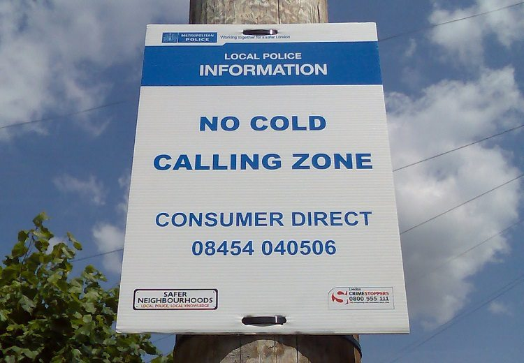 No-Cold-Calling