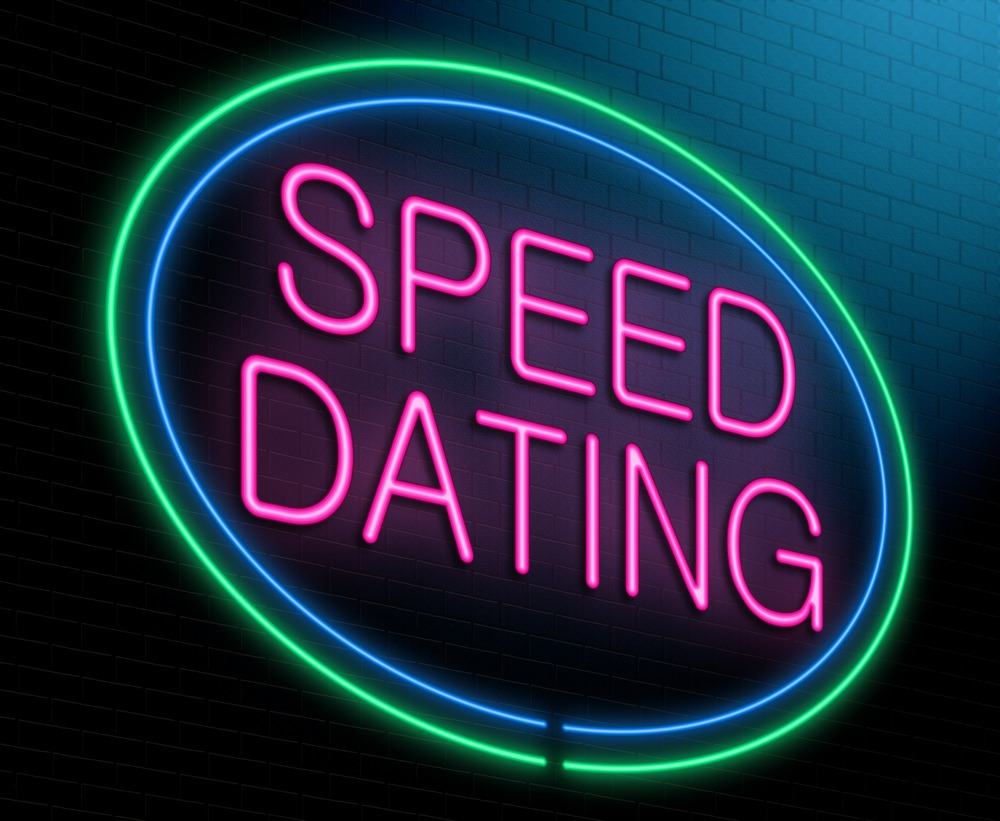 Speed dating events houston