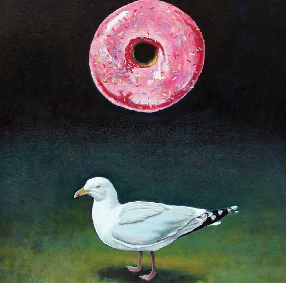 Donut-Seagull
