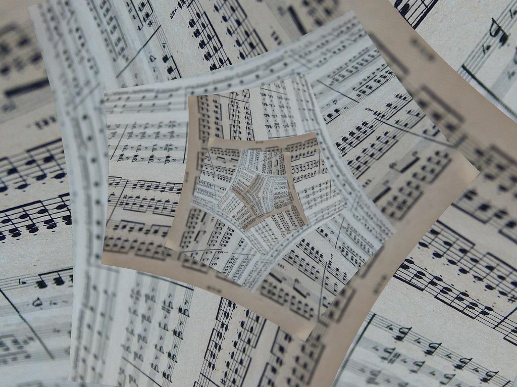 Music-fractal