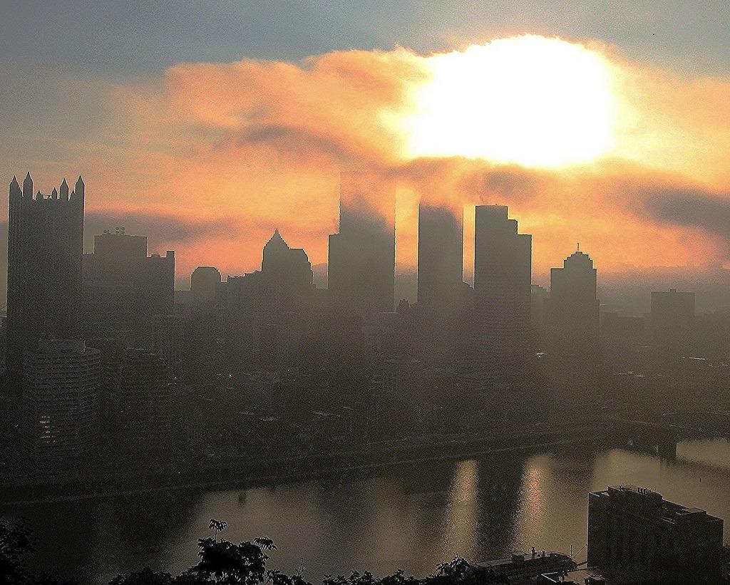 Pittsburgh-fog