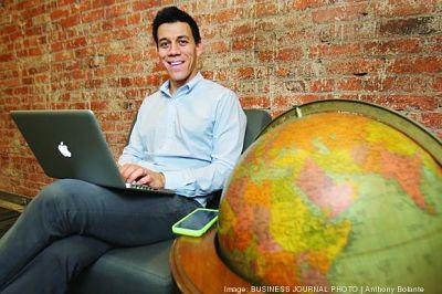 Mark Horoszowski, CEO and Co-founder of MovingWorlds. (Courtesy of Horoszowski)