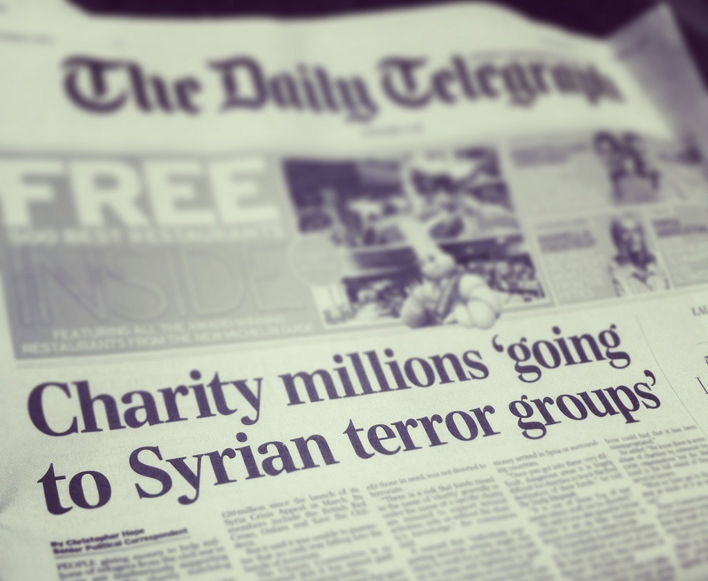Charity-Telegraph