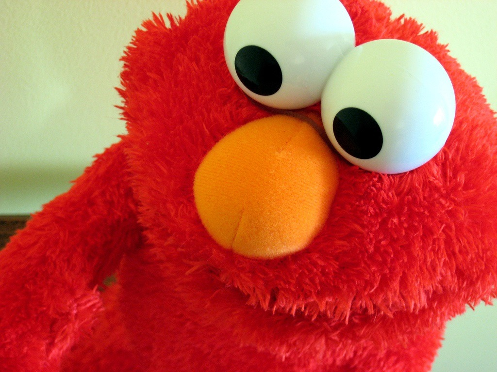 Gambar Wallpaper Elmo