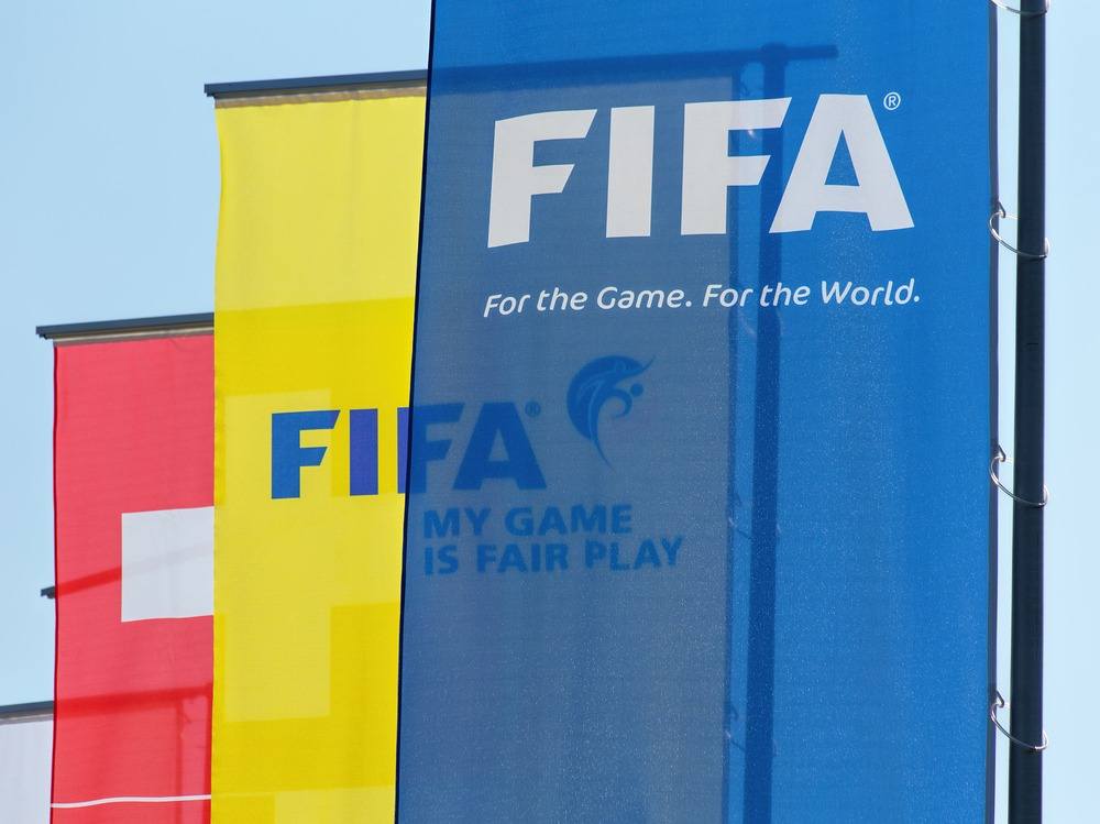 FIFA-flags