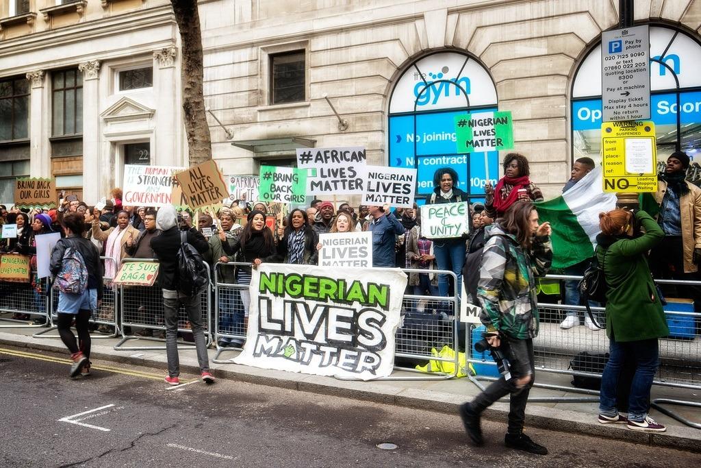 Nigerian-Lives-Matter