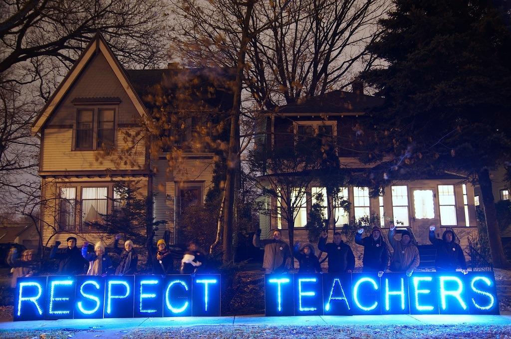 Respect-Teachers