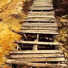 Rickety-bridge