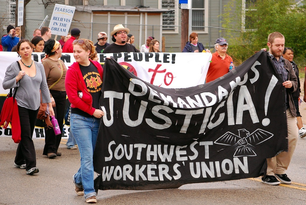 Southwest-Workers-Union