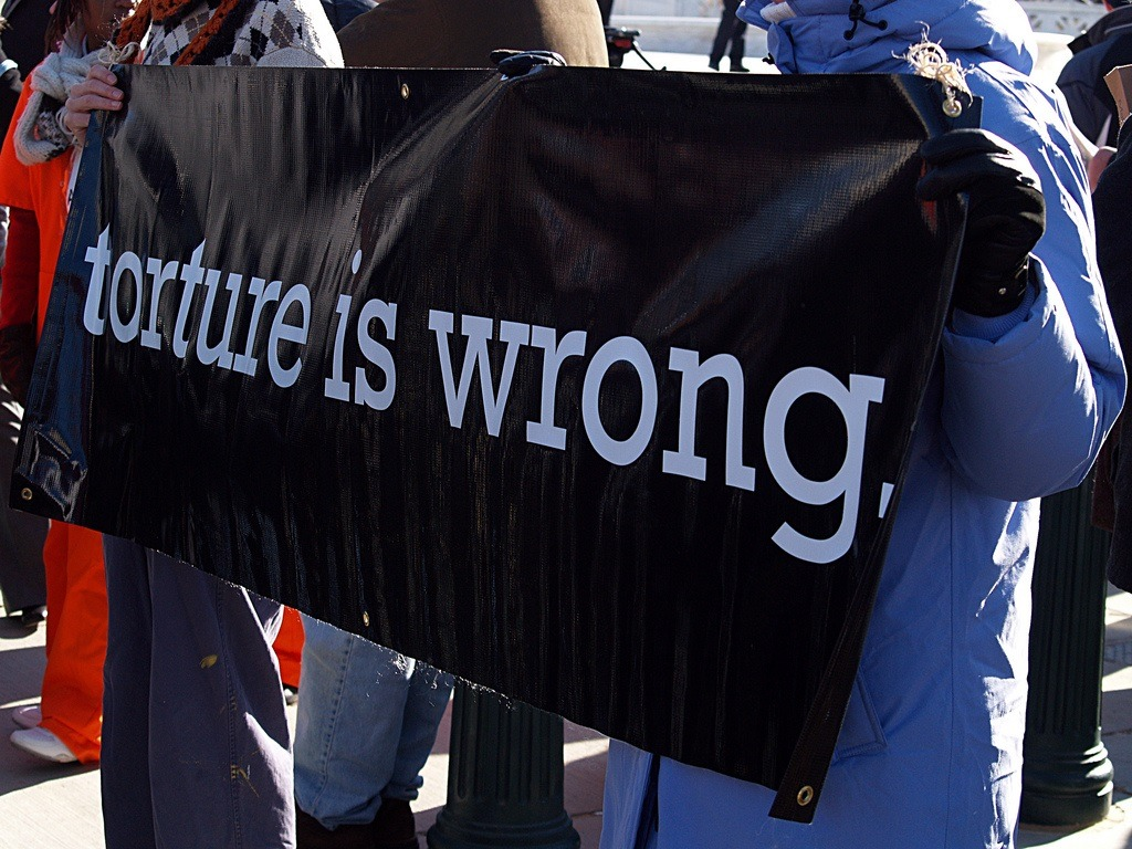 Torture-wrong