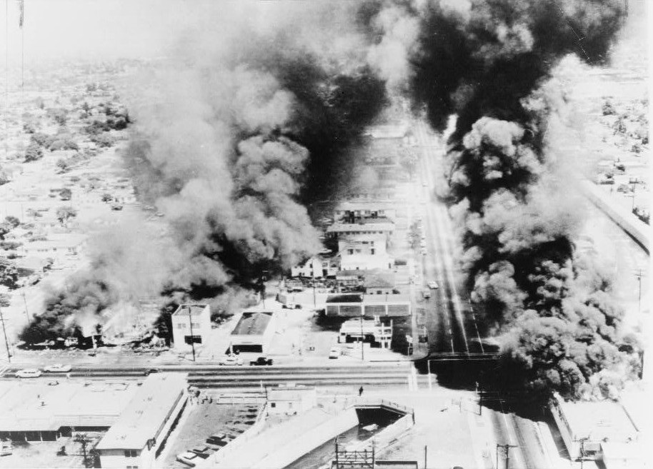 Watts-riots