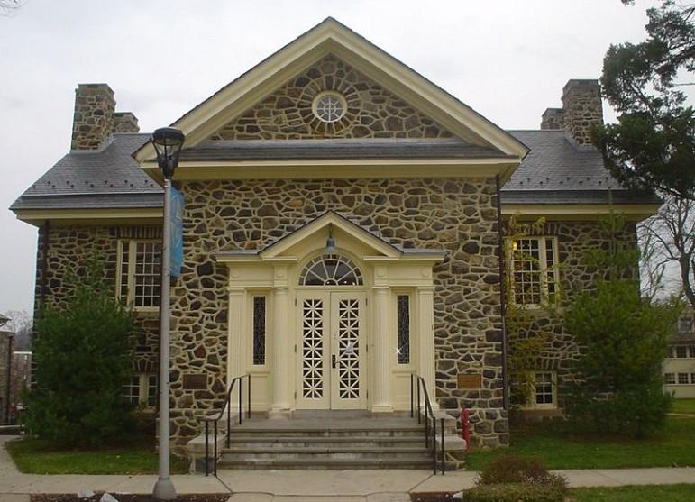 Cheyney-Library
