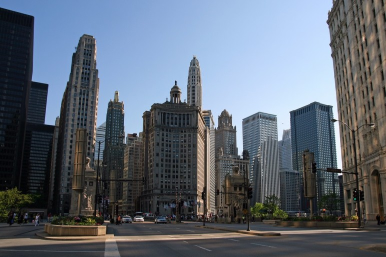 Chicago-high-rises