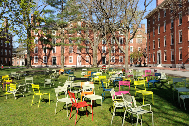 Harvard-chairs