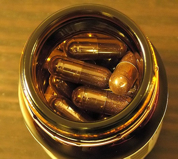 Pills-in-jar