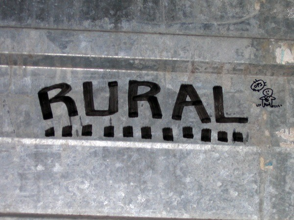 Rural-writing
