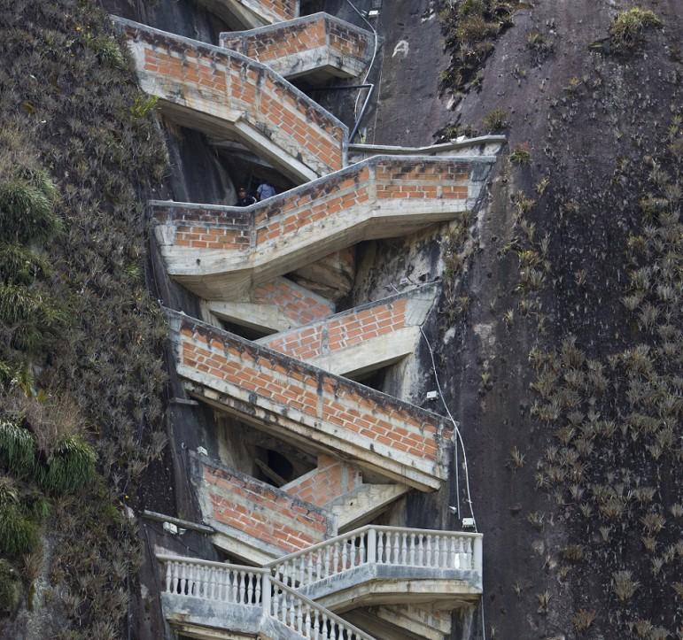 Stairs-gap