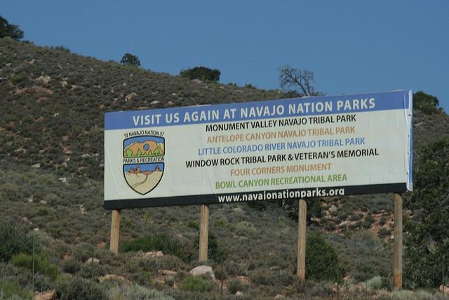 Navajo Nation Parks