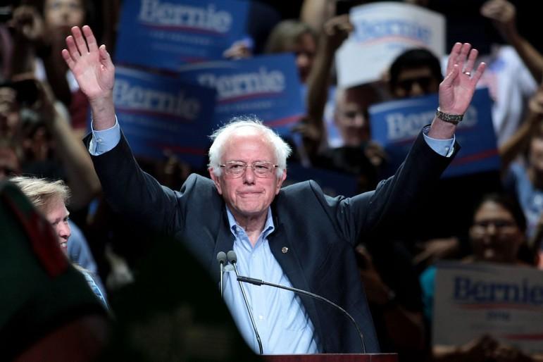 Bernie-winning