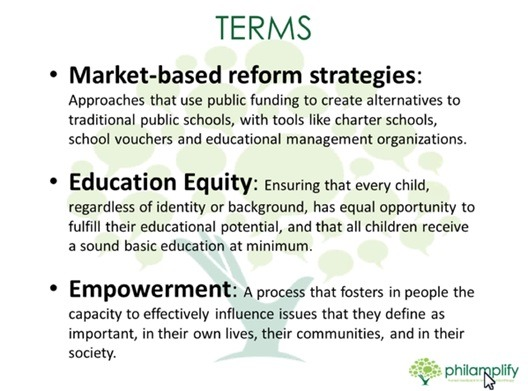 Education Reform Urged Age Based Grade >> The Ncrp Debate On Market Approaches To Education Reform Non