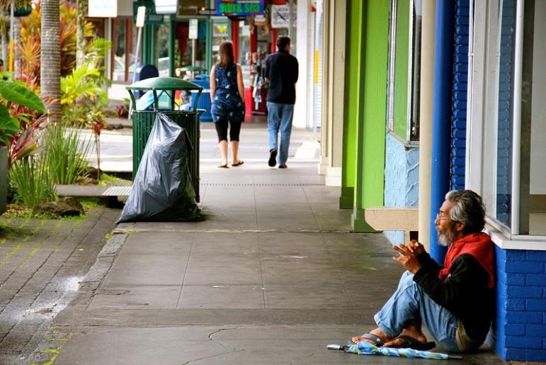 Hawaii-homeless