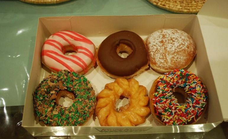 Krispy-donuts