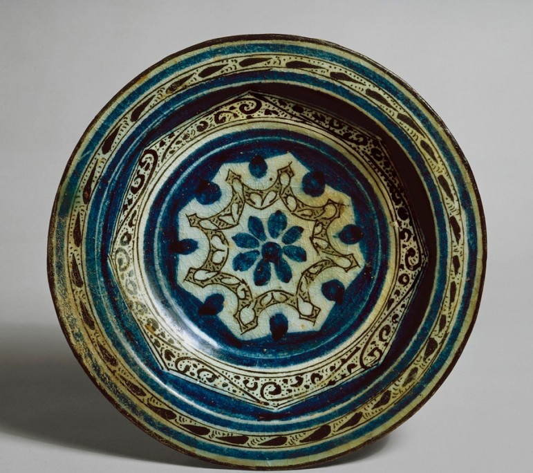 Syrian-pottery