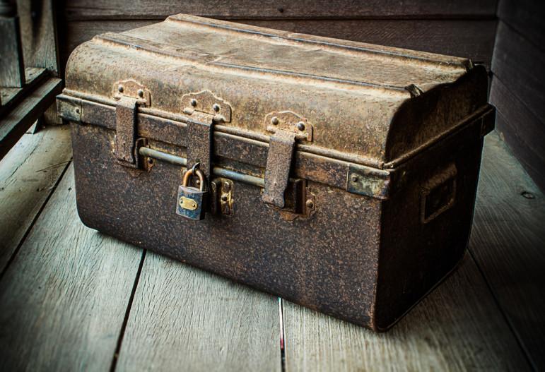 Treasure-trunk