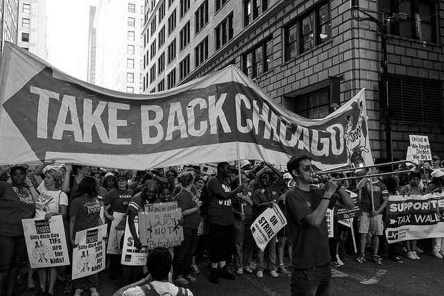 chicago-protest