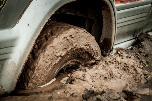 stuck-in-mud