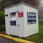 Donation-bins