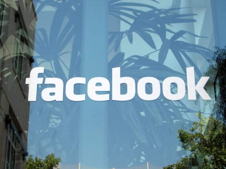 Facebook-reflection