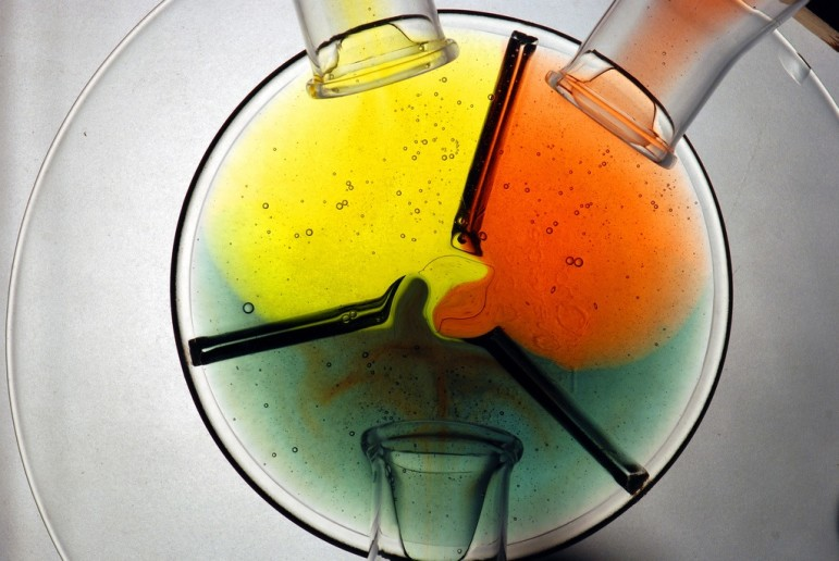 Mixing-chemicals