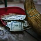 Money-throw-away