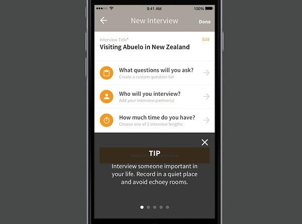StoryCorps-app