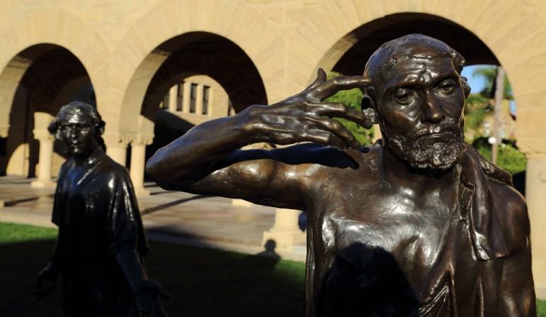 Symphony-statues