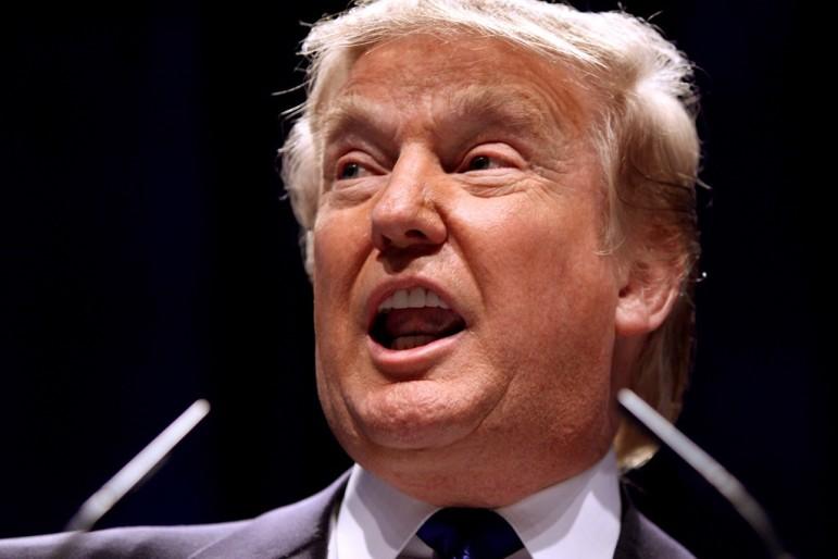 Trump-yelling