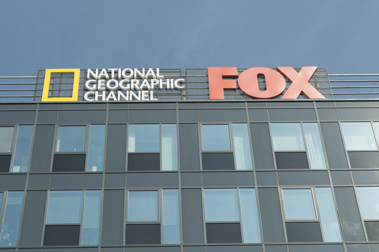 National Geographic and FOX