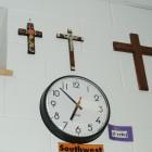 Crosses-and-Clocks