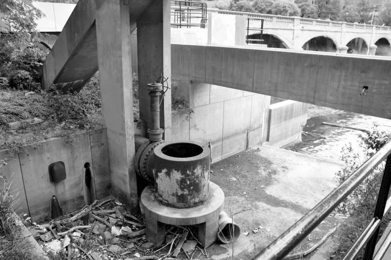 Flint-river-dam