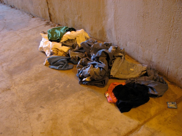 Homeless-clothes