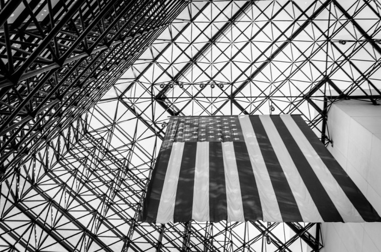 JFK-Library-lobby